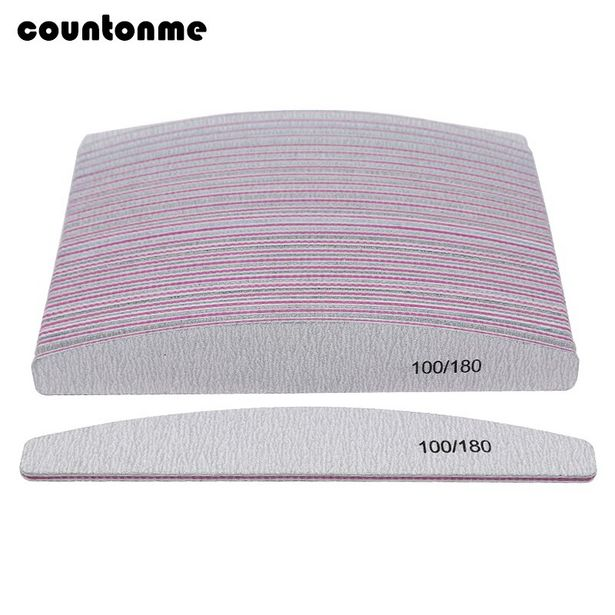 Oferta de Countonme-limas para manicura 100/180 por 12,37€
