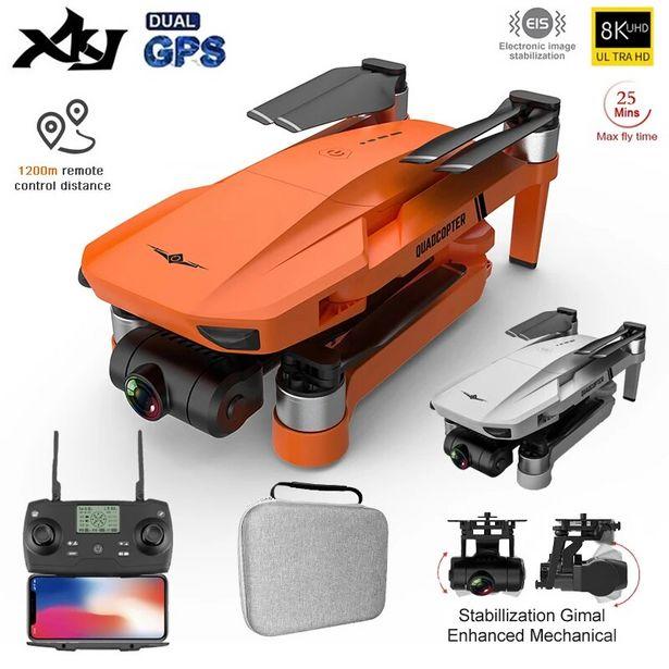 Oferta de XKJ-Dron con GPS por 168,55€