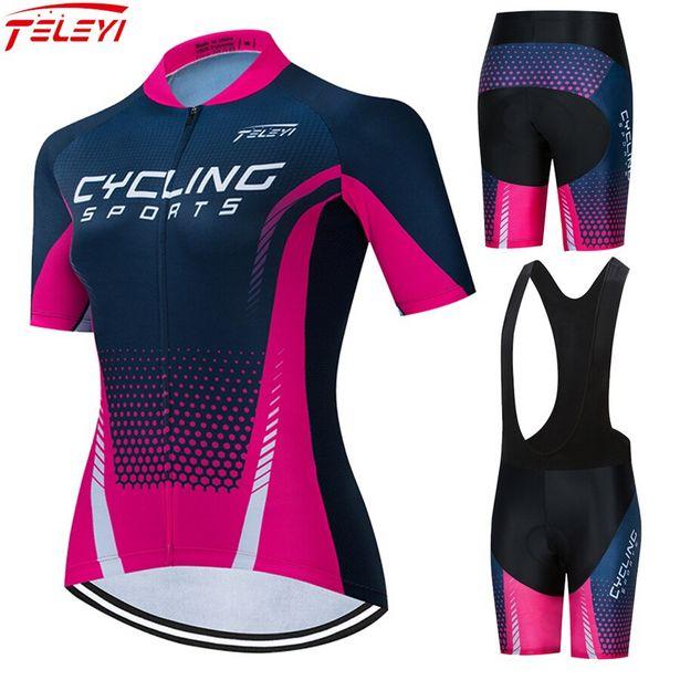 Oferta de Teleyi-Ropa de Ciclismo para mujer por 19,85€