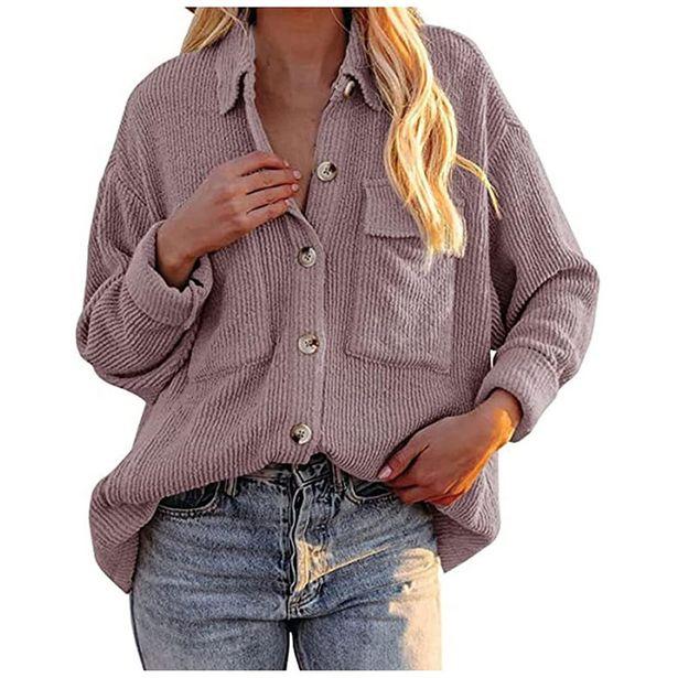 Oferta de Camisas De manga larga para Mujer por 10,02€