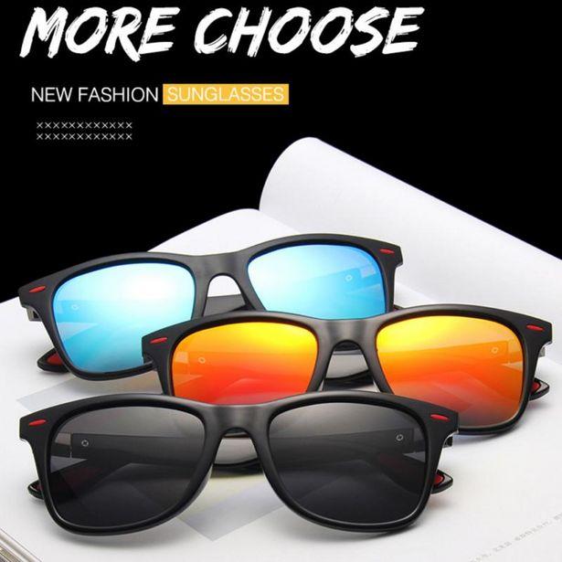 Oferta de Gafas de sol polarizadas clásicas para hombre por 1,8€