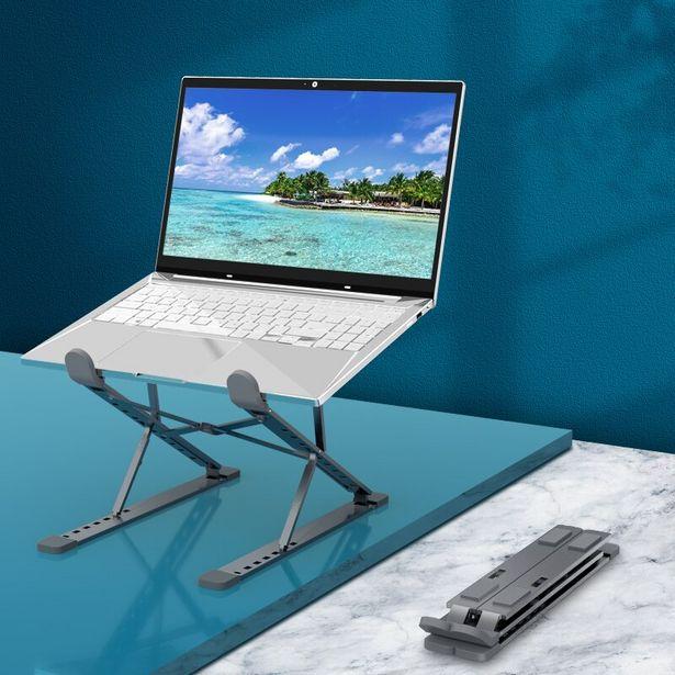 Oferta de Soporte ajustable para ordenador portátil por 13,96€