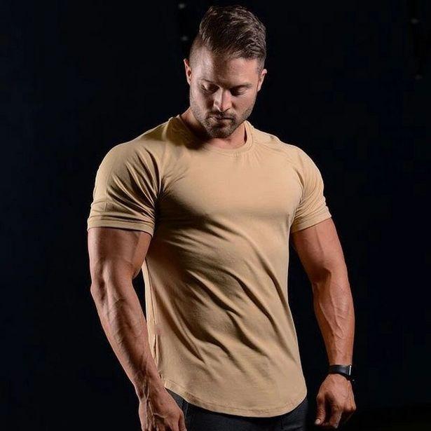 Oferta de Camisetas de gimnasio para hombre por 62,18€