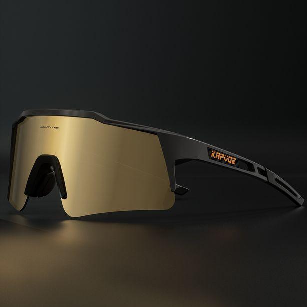 Oferta de Gafas de sol polarizadas para ciclismo para hombre y mujer por 10,48€