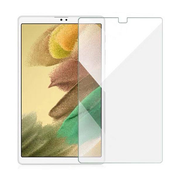 Oferta de Protector de pantalla de vidrio templado 9H para tableta Samsung Galaxy Tab A7 Lite por 3€