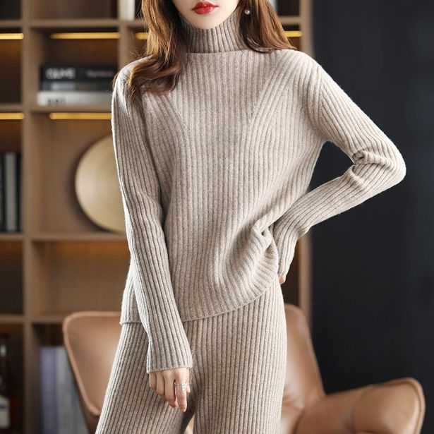 Oferta de Traje de lana 2021 para mujer por 125,05€