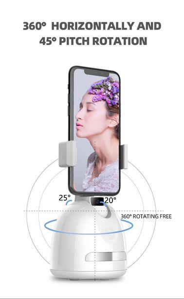 Oferta de Cámara de fotos inteligente con seguimiento facial IA por 21,91€