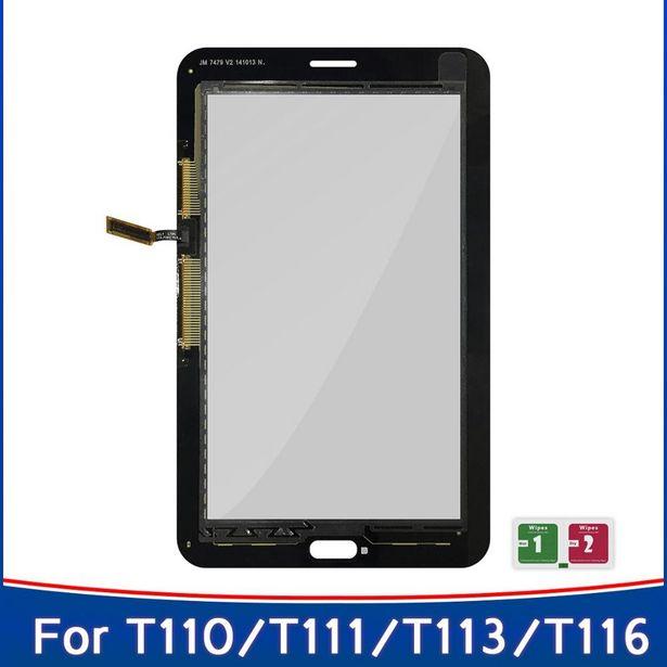 Oferta de Pantalla táctil para Samsung Galaxy Tab 3 Lite 7 por 7,1€