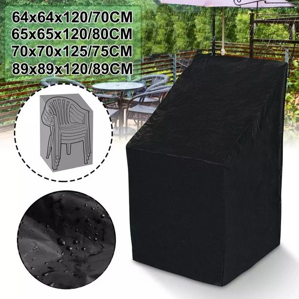 Oferta de Funda impermeable para muebles de jardín por 9,89€