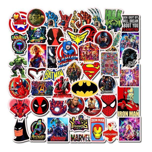 Oferta de Pegatinas de dibujos animados de Marvel para niños por 1,28€