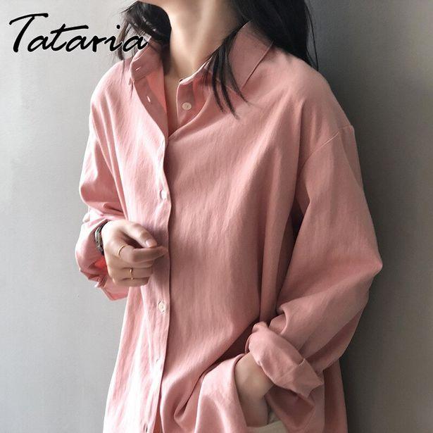Oferta de Camisa de manga larga para Mujer por 20,66€