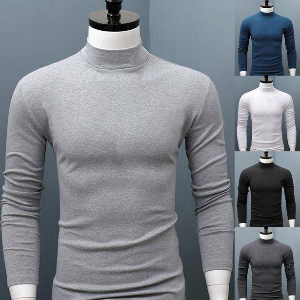 Oferta de Camisa de manga larga para hombre por 2,09€