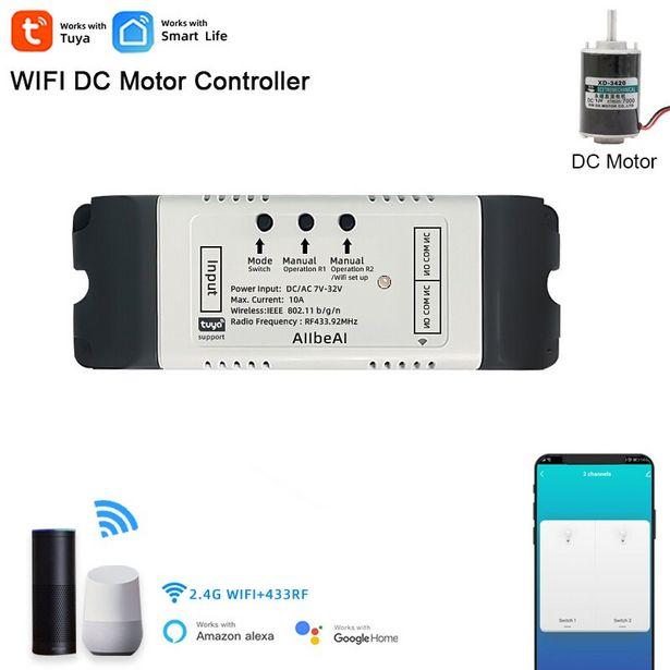 Oferta de Controlador de Motor de CC para actuador lineal eléctrico por 13,14€