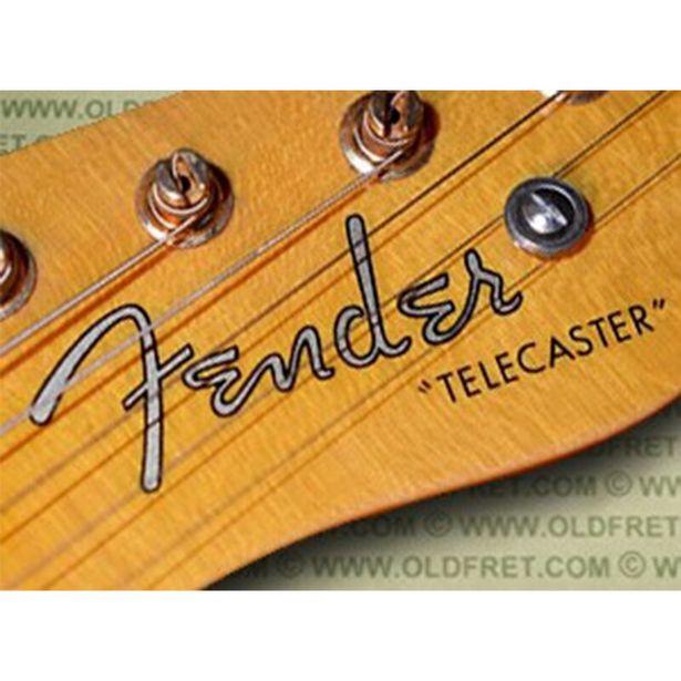 Oferta de Fender telecaster-calcomanía de transferencia de agua por 19,06€