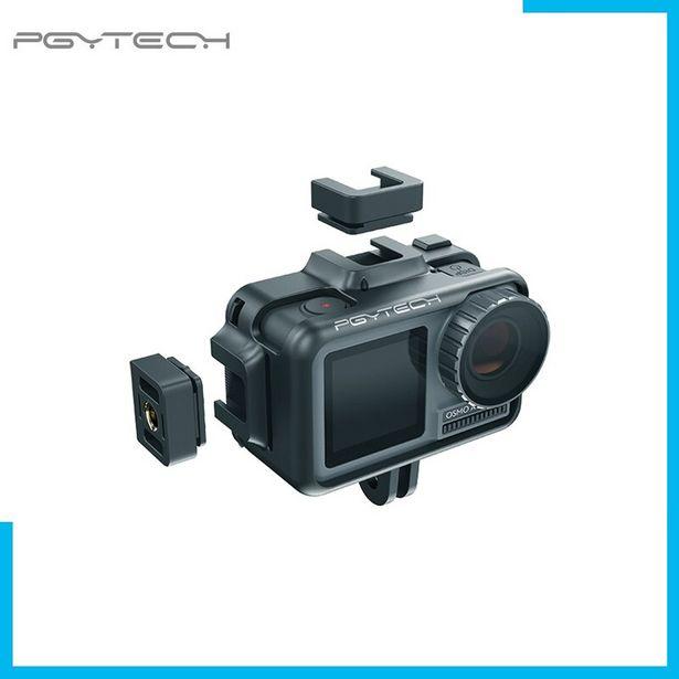 Oferta de PGYTECH-jaula de cámara Vlogging por 17,12€