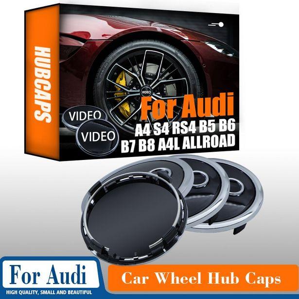 Oferta de Tapas de cubo de rueda de coche por 6,45€
