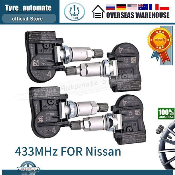 Oferta de Sensor de presión de neumáticos para Nissan por 13,49€