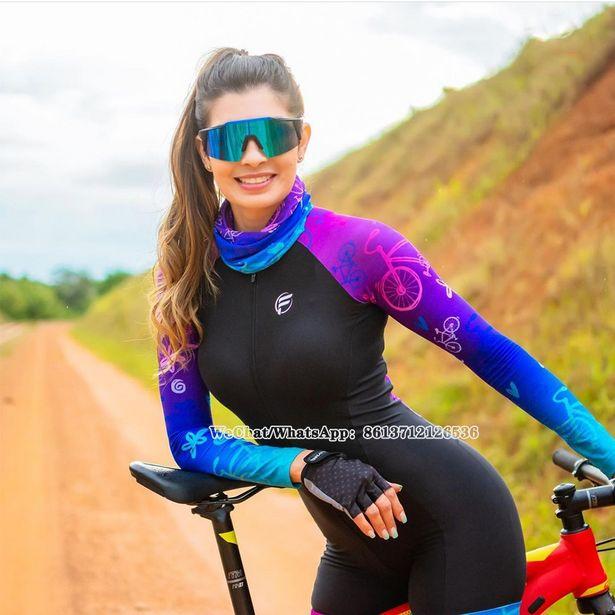 Oferta de Mono ajustado de triatlón para ciclismo por 31,08€