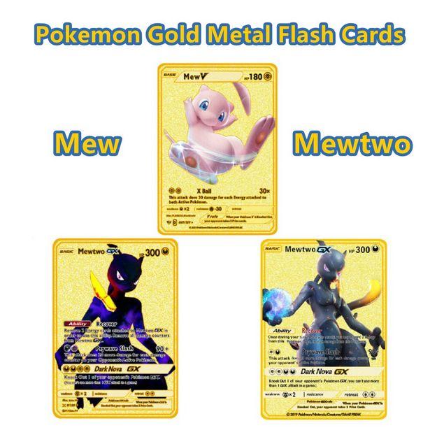Oferta de Mewtwo Mew-figuras de acción de Pokémon por 3,67€
