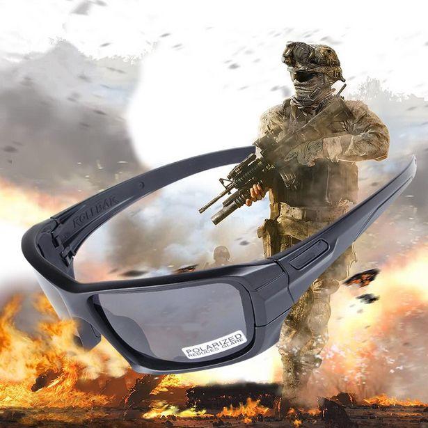 Oferta de Gafas de sol polarizadas con protección UV400 para hombre por 16,46€