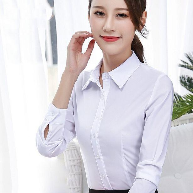 Oferta de Camisa con botones para mujer por 6,92€
