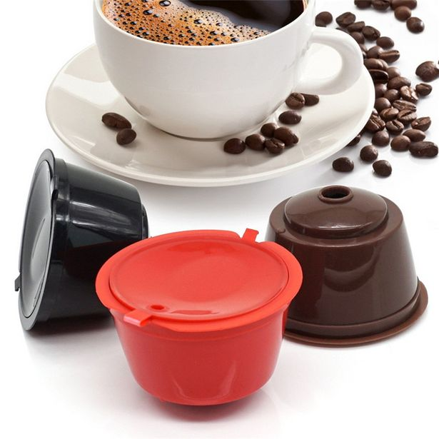 Oferta de Cápsulas de café reutilizables Dolce Gusto por 1,89€