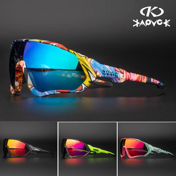 Oferta de Gafas de sol polarizadas para ciclismo por 15,25€