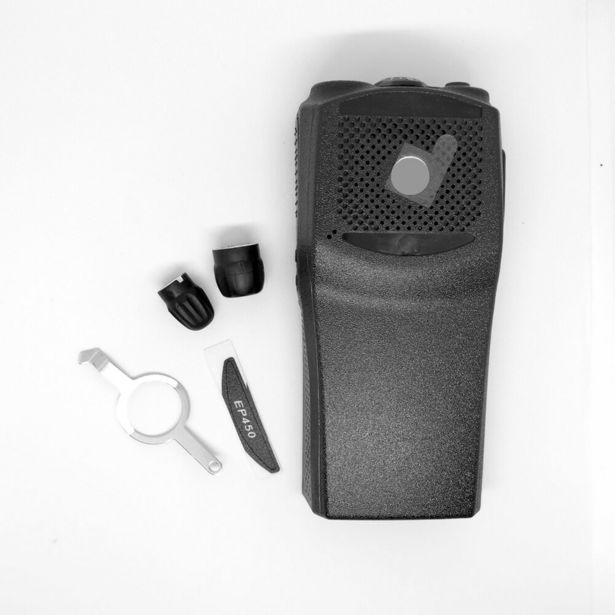 Oferta de INiTONE-carcasa frontal de repuesto para walkie-talkie motorola EP450 por 8,14€