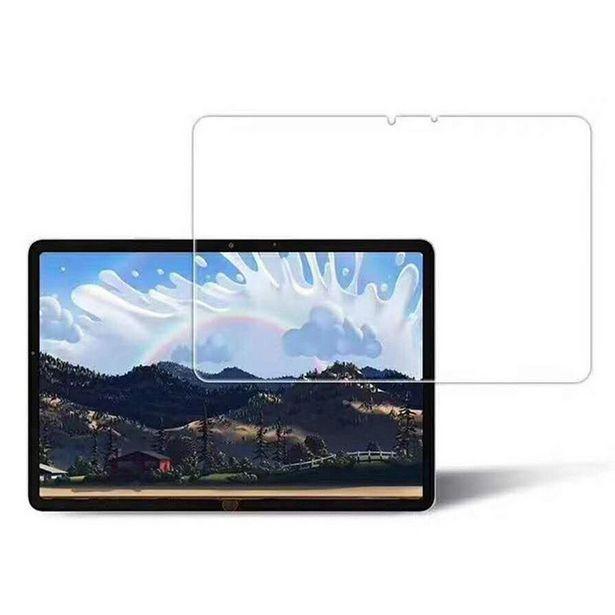 Oferta de Protector de pantalla de vidrio templado 9H para tableta Samsung Galaxy Tab S7 por 3,39€