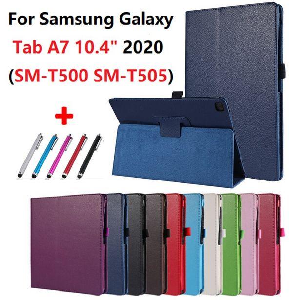 Oferta de Funda de tableta para Samsung Galaxy Tab A7 A 7 TabA7 10 por 6,21€