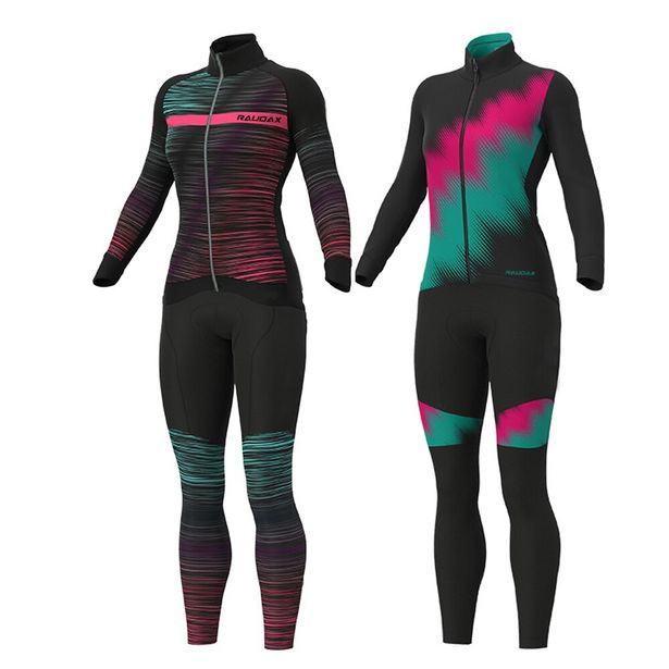 Oferta de Raudax-Camiseta de Ciclismo Pro Team para mujer por 13,27€