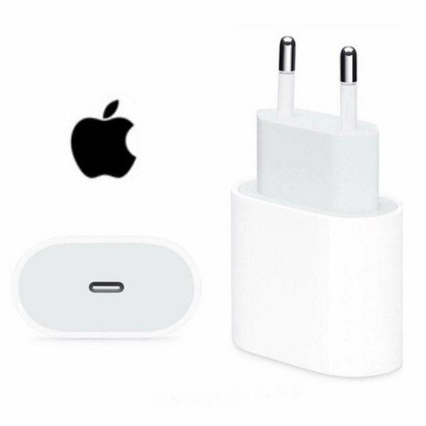 Oferta de Adaptador de corriente de USB-C para iphone por 9,64€