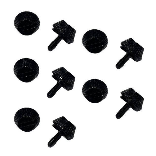 Oferta de 10 Uds tornillo tornillos para Motorola altavoz micrófono Mic auriculares PMMN4024A Radio accesorios de Walkie Talkie por 8,76€