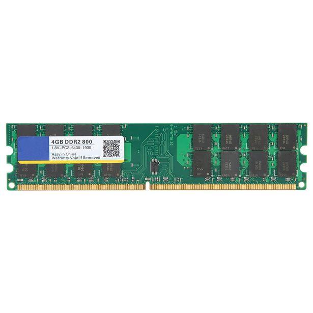 Oferta de Memoria ram DDR2 para ordenador de sobremesa por 11,21€