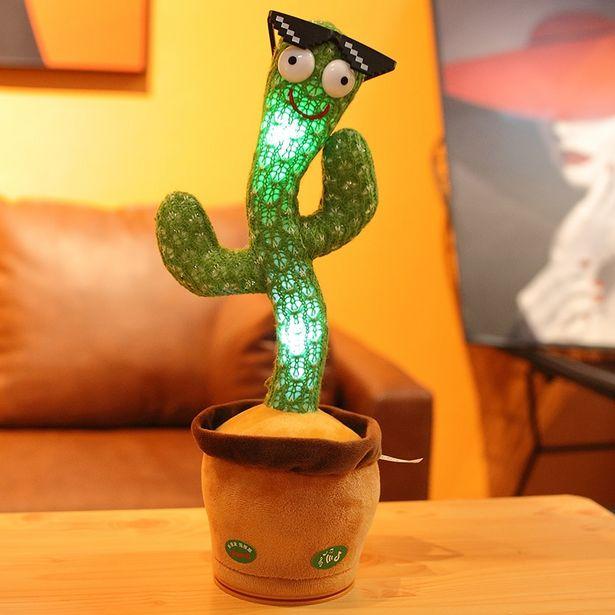 Oferta de Cactus de baile electrónico para niños por 10,66€