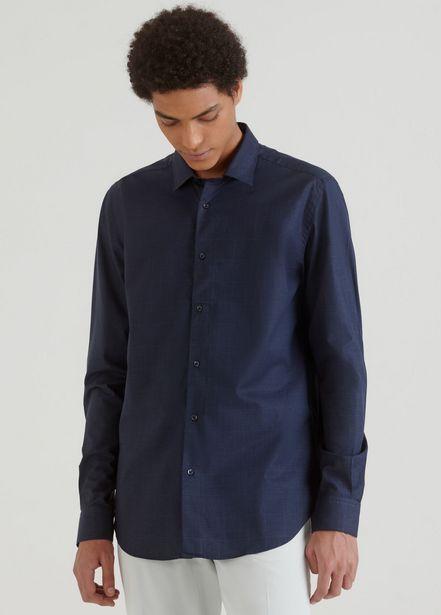 Oferta de Camisa de corte recto por 49,5€