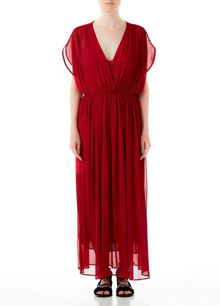 Oferta de Vestido largo de tul por 55,5€
