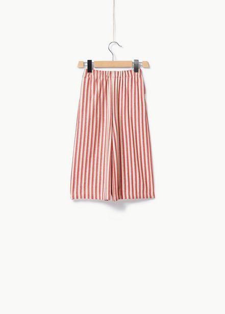 Oferta de Pantalón a rayas de lúrex® por 57€
