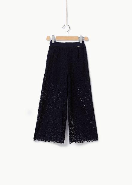 Oferta de Pantalón de encaje por 72€