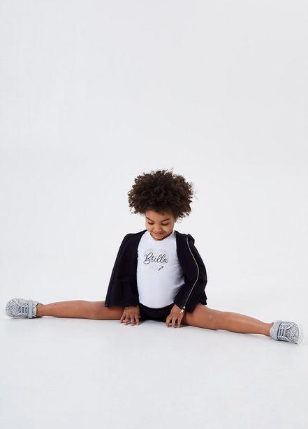 Oferta de Camiseta con strass para niña por 25,8€