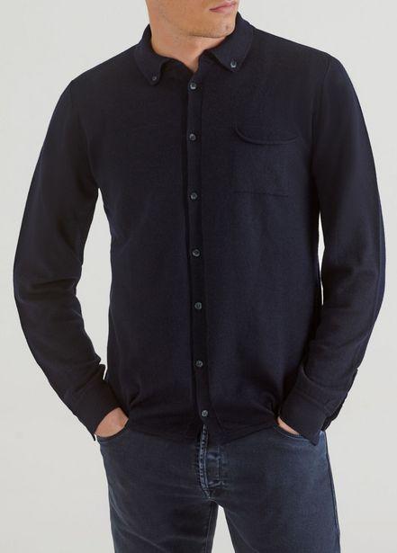 Oferta de Camisa de lana por 94,9€
