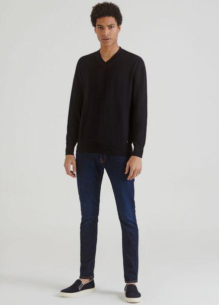 Oferta de Jersey con cuello de pico por 54,95€