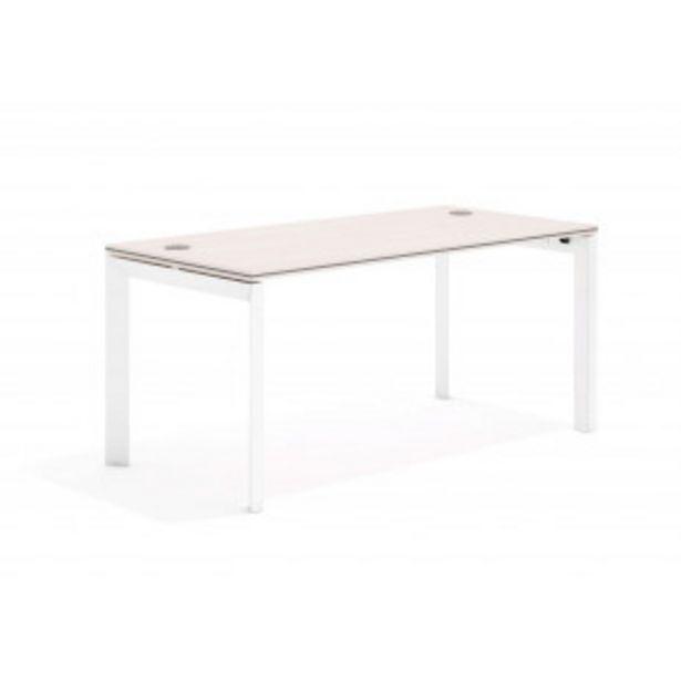 Oferta de Work trio mesa blanco por 166,5€