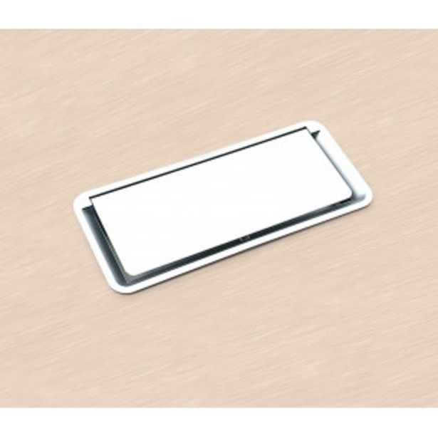 Oferta de Pasacables light blanco por 16,2€