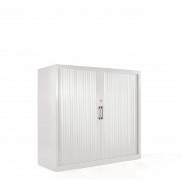 Oferta de K2 armario 105x120 blanco por 233,1€