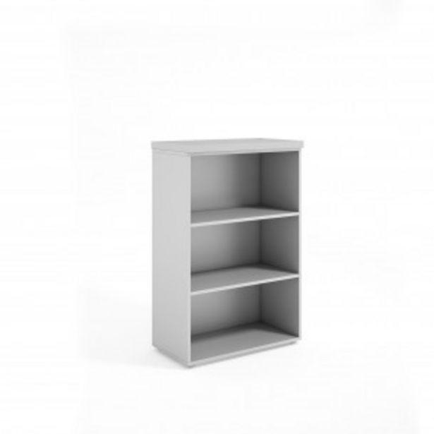 Oferta de Armario de oficina Basic 121x80 estante por 119€