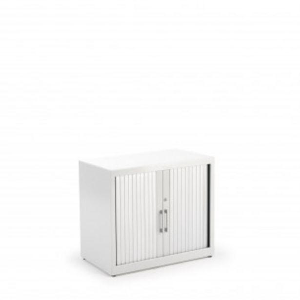 Oferta de K2 armario 70x80 blanco por 193,5€