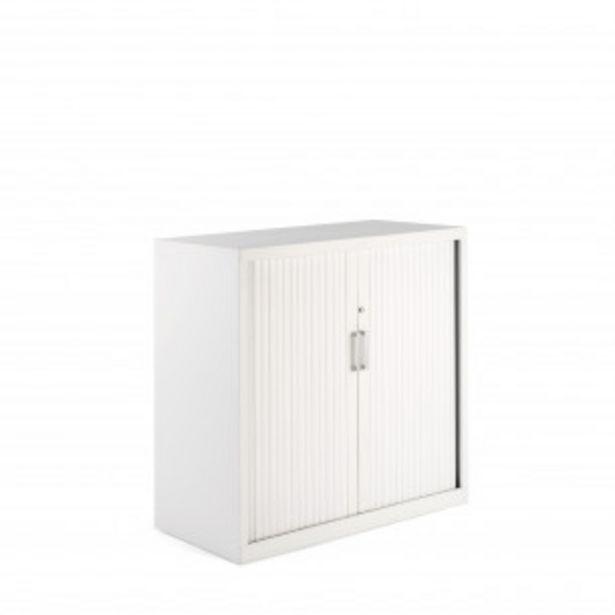 Oferta de K2 armario 105x100 blanco por 230,4€