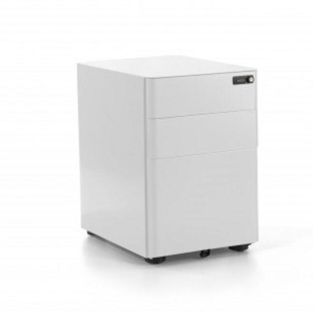 Oferta de Buc moby XL blanco por 152,1€
