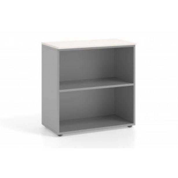 Oferta de Armario de oficina Basic 82x80 estante por 89€